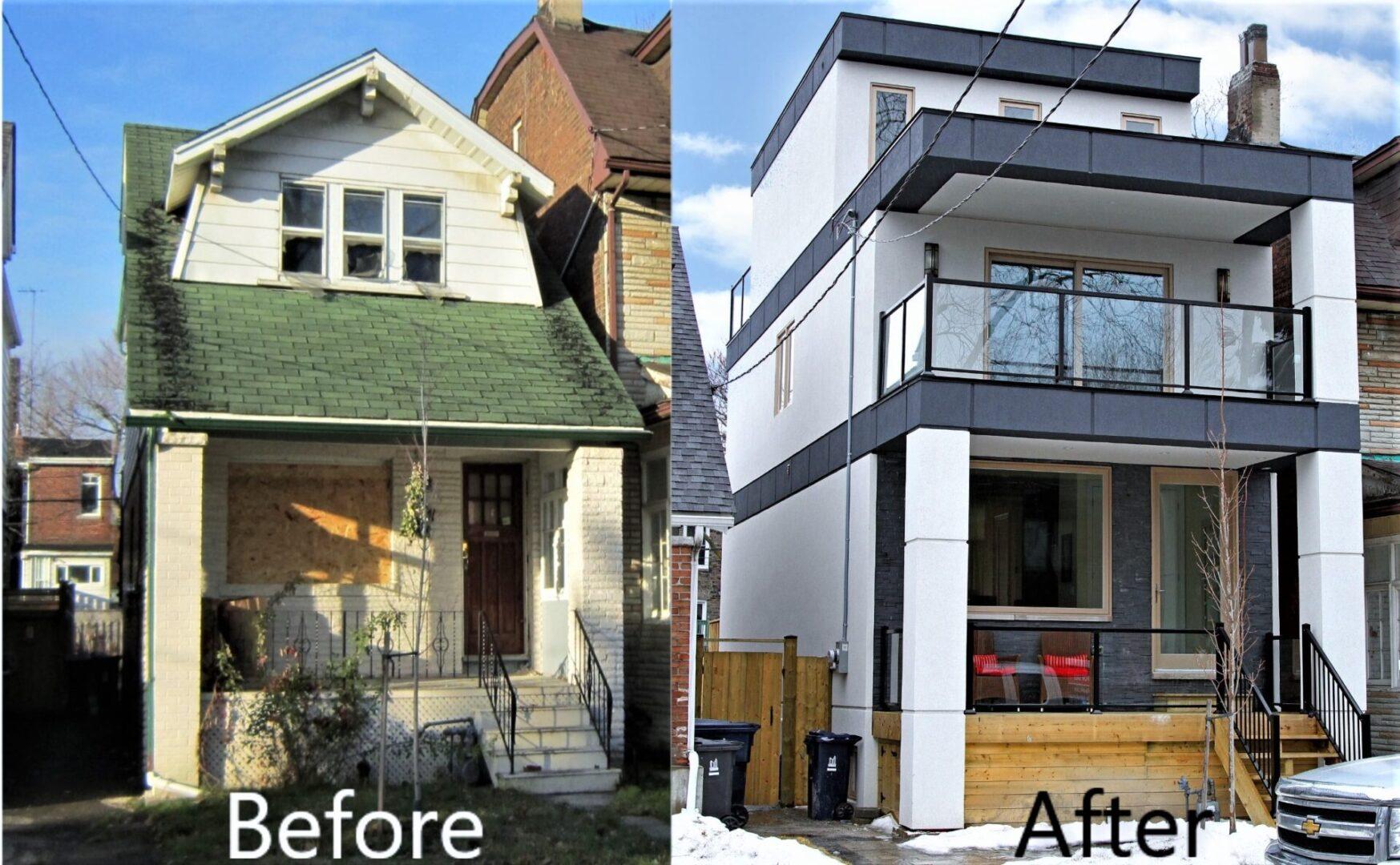 Major Renovation
